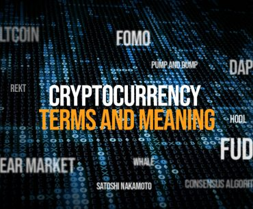 Cryptocurrency terms and meaning