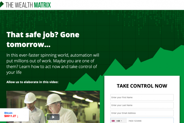 AI Matrix PRO Software