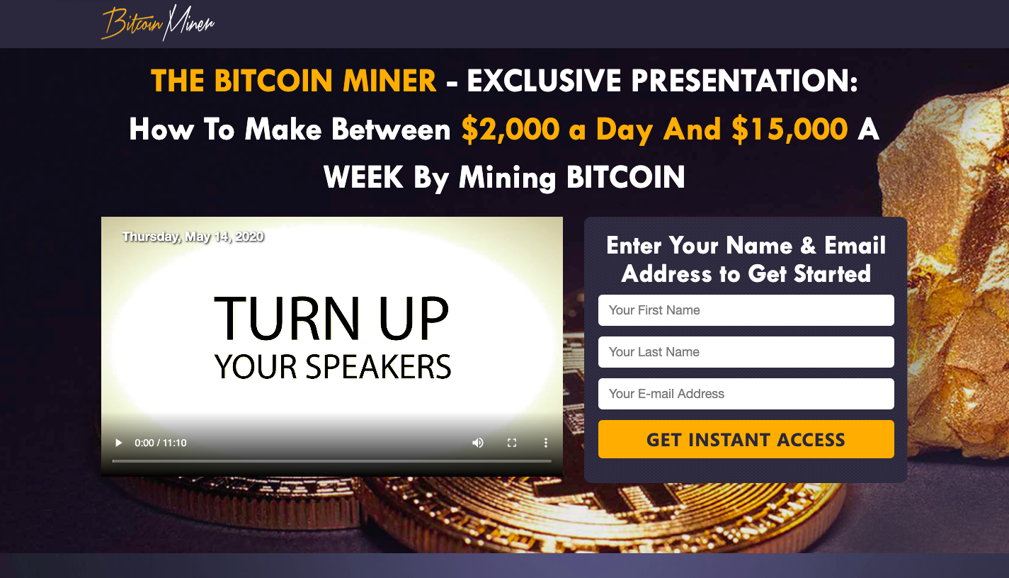 BTC Miner review
