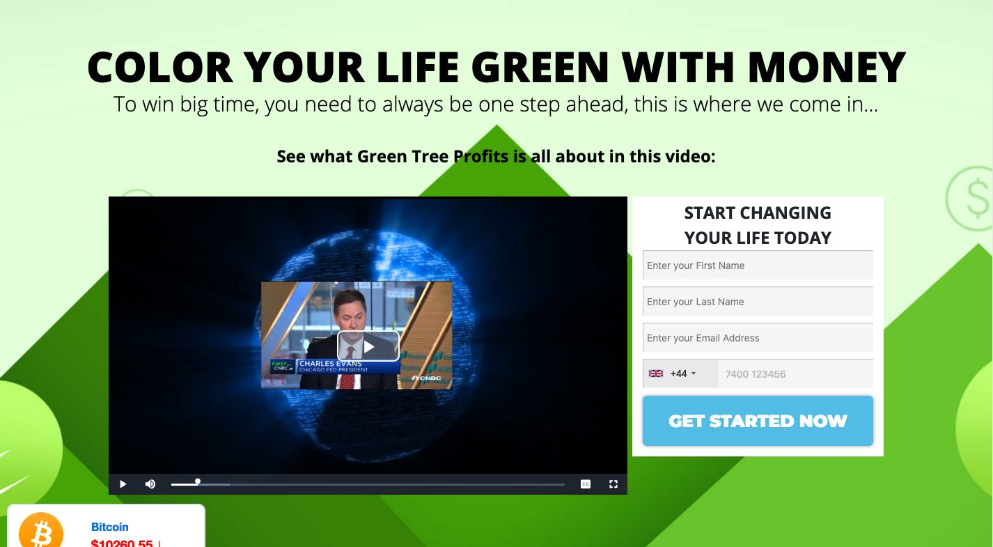 Green Tree Profits review