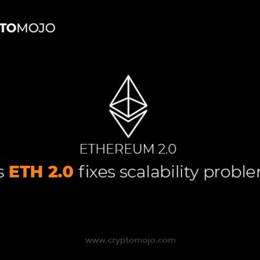 Does ETH 2.0 Fixes Scalability Problems?